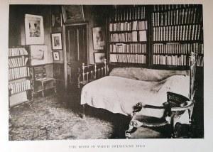 From Clara Watts-Dunton's The Home Life of Swinburne (1922)